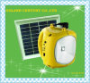 Portable Renewable Solar Energy DC Home Lighting Power Generator System