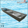 Western Design Aluminum Fishing Boat with Flat Bottom (1344J)