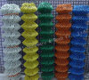 China PVC Coated Chain Link Fence (HP-005)