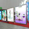 Outdoor LED Open Sign Illuminated Sign LED Aluminum Profile Snap Frame LED Outdoor Light Box Sign