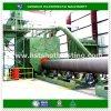 Desuless Steel Pipe/Steel Tube External Burnishing Shotblasting Machine