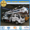 Isuzu 4X2 Aerial Work Boom Lift Vehicle 12m High Altitude Operation Truck