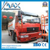 Sinotruk 4X2 8000liters Diesel Engine Oil Fuel Tank Truck