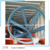 Vertical Tank Filament Winding Machine 4000mm Diameter