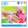 China Plant Supply Disposale Blue/Clear LDPE Gloves
