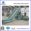 Automatic Horizontal Waste Paper Baler with Conveyor (HSA 4-6)