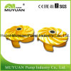 Acid Resistant High Chrome Alloy Oil Sand Handling Slurry Pump Impeller