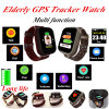 2017 Newest Product Elderly Smart Watch with Sos Button (D28)