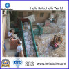 Waste Paper Cardboard Automatic Baling Press with CE Certificate Hsa4-7
