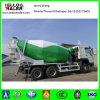 Sinotruk HOWO 6X4 8cbm Cement Concrete Mixer Tank Truck