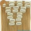 Virgin European Human Remy Hair Clip in Hair Extension