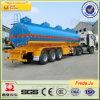 3 Axle Oil Tanker Semi Trailer