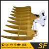 Tilt Rake Bucket for Excavators
