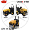 3 Ton Ride on Dual Wheel Full Hydraulic Construction Vibratory Road Roller