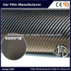 4D Carbon Fiber Vinyl Rolls Car Sticker, Car Vinyl
