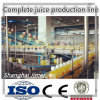 Complete Fresh Fruit Juice Processing Line Machine