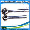 Steel Handle with Conical Column