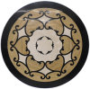Marble Waterjet Medallion Pattern Floor Tile
