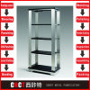 Customized Stainless Steel Metal Stand Shelf for Shop
