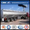 Cimc Huajun 40cbm Fuel Aluminium Alloy Tanker for Sale!
