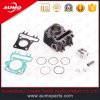 Motorcycle Spare Part 50cc Four Stroke Cylinder Set for Piaggio 50 4t
