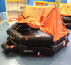 Throw Overboard Inflatable Life Raft for Marine Lifesaving