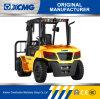 XCMG Official Manufacturer 8 Ton Lift Truck, Fd80 Heavy Duty Forklift Truck, Diesel Forklift