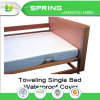 2017 New Design Terry Towel Waterproof Fully Fitted Sheet Mattress Protector Pillow Cover