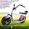 Harley Style Cheap Electric Motorbike 60V Battery Pedal Scooter with Bluetooth