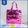 OEM Eco-Friendly Promotion Custom Golden Laser Shopping Bag