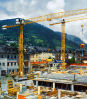 Flat Top Tower Crane QTZ50P (PT4810)