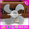 Metal Aluminum Spinner Fidget Toy Hand Spinner for Adults Kids W01A289-S