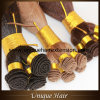 Wholesale Top Quality 100% Human Remy Hand Tied Hair Weft