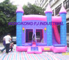 Cheap Price Inflatable Bouncy Castles, PVC Tarpaulin Bouncer