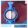 Center Line Soft Seaing Wafer Type Butterfly Valve with Handle Bct-Wbfv-06