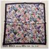 Women Silk Square Scarf