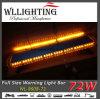 "38"" LED Emergency Warning Light Bar Amber"