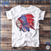 Personality Tide Brand Short-Sleeved T-Shirt in Summer