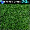 Green Straight + Green Curl Yarn Popular 20mm Synthetic Grass