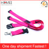 Tubular Printed Lanyard with PVC Card Holder