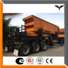 Cw Series Wheeled Stone Crusher Plant