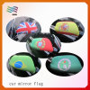 Free Samples Car Mirror Flag Covers