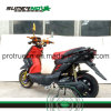 Steel Frame Electric Scooter with Front and Rear Brake