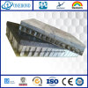 Black Surface Fiberglass Stone Honeycomb Panel for Wall Cladding