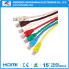 High Speed RJ45 UTP Cat5e Network Cable for Computer