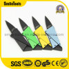 Wallet Folding Safety Credit Card Knife