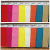 Warm Color Polyester Ribbon
