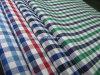Cotton Yarn Dyed Oxford Checks Fabric