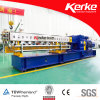 Parallel Double Screw Extruder Plastic Granules Making Machine