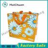 Laminated Orange PP Bag Woven for Gift